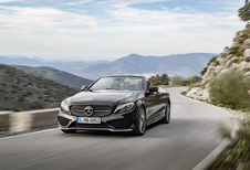 Genève - Mercedes-AMG C 43 Cabriolet : comme le coupé