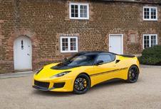 Lotus Evora Sport 410 : allégée