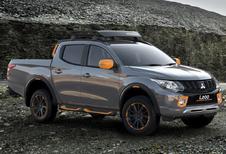 Stoere Mitsubishi's ASX en L200 Geoseek-concepts voor Genève