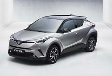 Toyota C-HR nu al gelekt