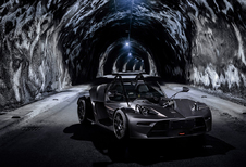 KTM zegent X-Bow GT met Black Edition