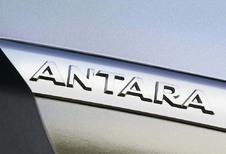 Opel : un remplaçant de l'Antara en 2020
