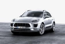 Porsche adapte ses SUV