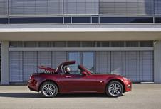 Mazda présentera un nouveau modèle au Salon de New York