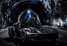 KTM X-Bow Black Edition: full carbon