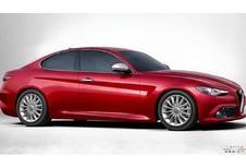 Alfa Romeo Giulia : aussi en coupé ?