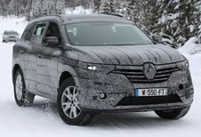 Renault Maxthon : nouveau Koleos