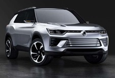 SsangYong wil doorbreken in de VS