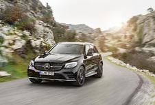 Mercedes-AMG GLC 43: SUV in sporttenue