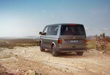 T6-generatie van de VW Multivan als avontuurlijke PanAmericana 4Motion