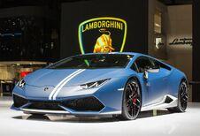 Lamborghini Huracán LP 610-4 Avio : jet privé