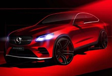 VIDEO – Mercedes GLC Coupé : nouveau teaser