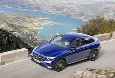 Mercedes GLC Coupé : titilleur de X4