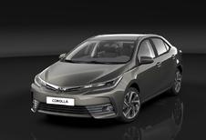 Toyota Corolla : facelift mondial