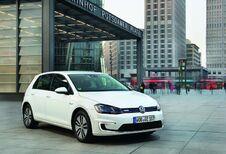 Volkswagen rappelle des Golf électriques