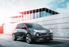 Vauxhall (Opel) Adam C : à clé d'autonomie