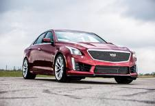 Hennessey Cadillac CTS-V: 760 pk