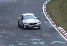 Future BMW M5 : Action !