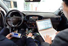 Hyundai dévoile sa stratégie de voitures connectées