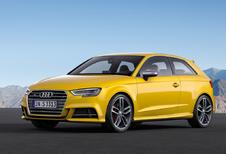 Subtiele facelift voor Audi A3