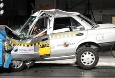 Latin-NCAP se fâche tout rouge sur Nissan