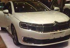 Citroën C6 voor China
