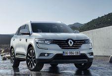 Le nouveau SUV Renault Koleos dévoilé - UPDATE
