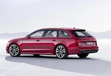 Update voor Audi A6, A6 Avant en A7 Sportback
