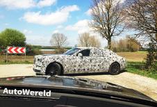 Bentley Bentayga ontmoet prototype van Rolls-Royce
