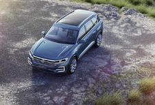 Volkswagen T-Prime GTE : le futur Touareg