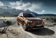 BMW X1 à empattement long
