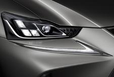 Zo anders is de vernieuwde Lexus IS