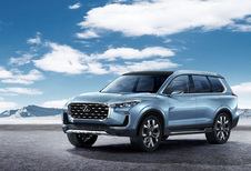 Maxus D90: grote Chinese luxe-SUV #1