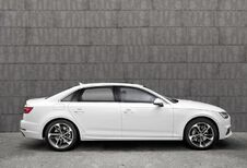 Audi A4 L: met of zonder Chinese chauffeur #1