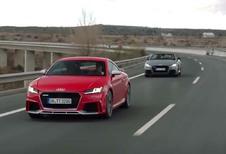 Audi TT RS : alléchante, aussi pour les oreilles !