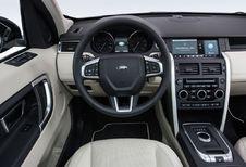 Land Rover Discovery Sport : mise à jour et pense-bête