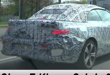 VIDÉO – La future Mercedes E cabrio est de sortie