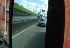 Le Renault Grand Scénic observé à Anvers