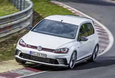 VW Golf GTI Clubsport S snelste hot hatch op de Nordschleife - video