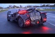 Une Batmobile au Gumball