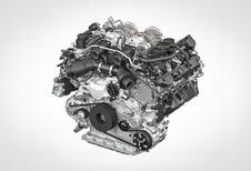 Porsche : un nouveau V8 de 4 litres