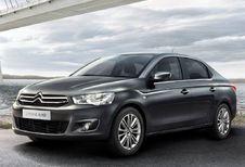 Citroën C-Élysée: voortaan ook bij ons te koop