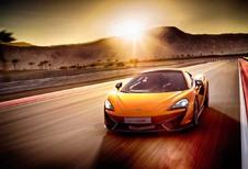 McLaren : le cap des 5000 en 2022 !