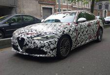 L'Alfa Romeo Giulia en test à Liège et prix connus (vidéo)