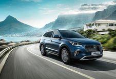 Facelift voor de Hyundai Grand Santa Fe