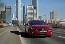 Mazda 3 : nouveau 1.5 l Diesel avec atténuateur de bruit