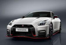 Nissan GT-R Nismo : facelift au Nürburgring