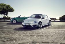 Facelift pour les Volkswagen Beetle
