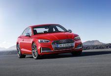 Audi A5 et S5 : 2e génération