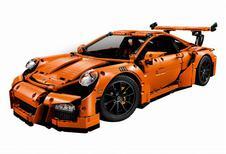 Bouw zelf je Porsche 911 GT3 RS